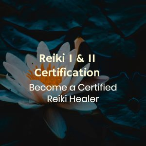 Reiki 1 Reiki 2 certification