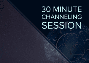 30 minute psychic medium channeling session reina